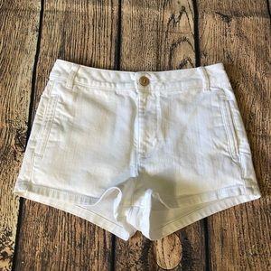 Topshop Moto High Waist Shorts